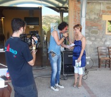 Showman Nearco e la mia curatrice Stefania Montori